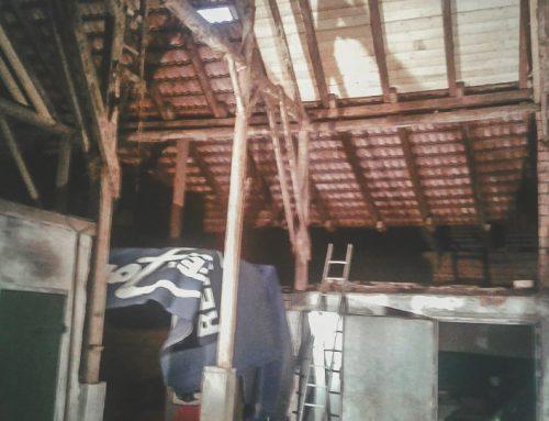 Dachstuhlsanierung