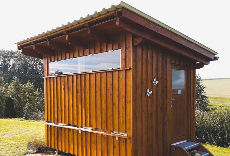 Bienenhaus von Hattinger Holzbau GmbH