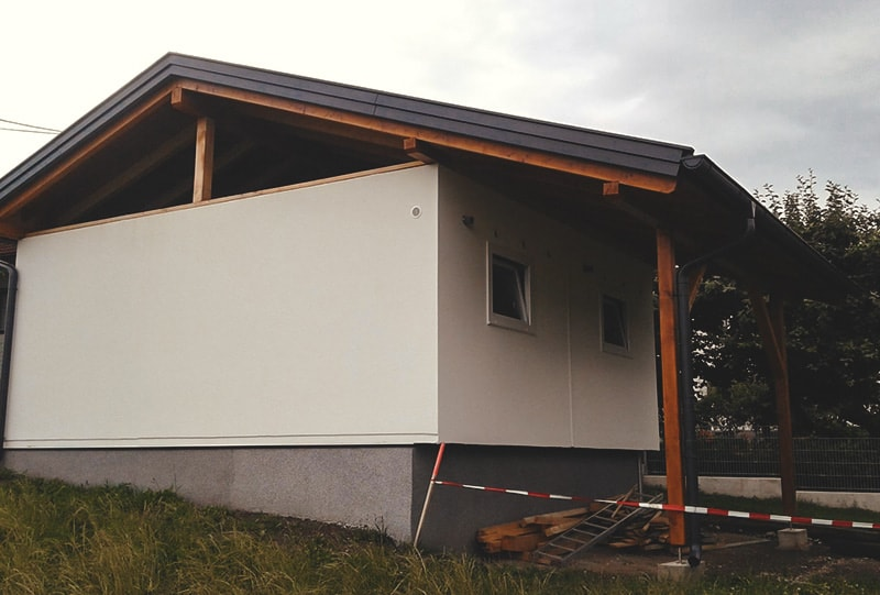 Garage Hattinger Holzbau GmbH